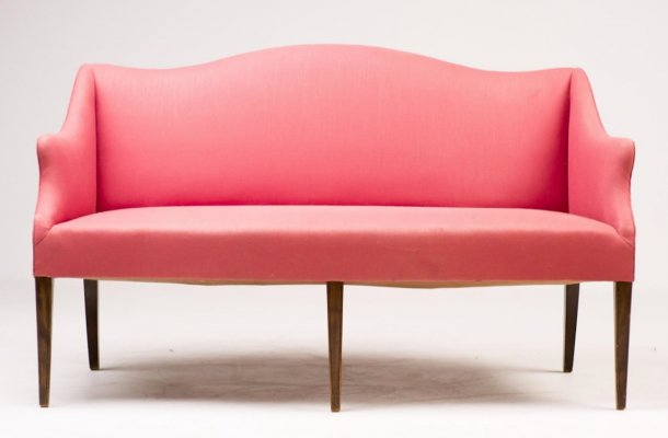 Danish Architectural sofa from 1950's