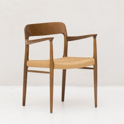 Armchair 'Model 56' by Niels O. Møller for J. L. Møller, Denmark 1960