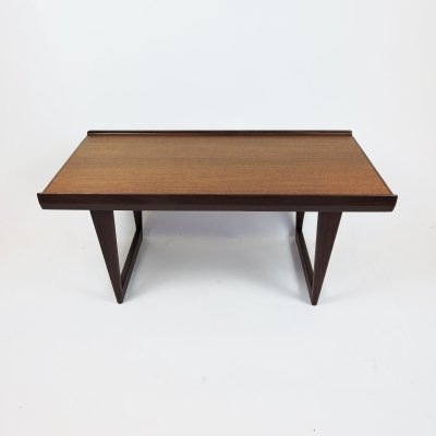 Danish Teak Coffee Table by Peter Løvig Nielsen for Løvig, 1960s