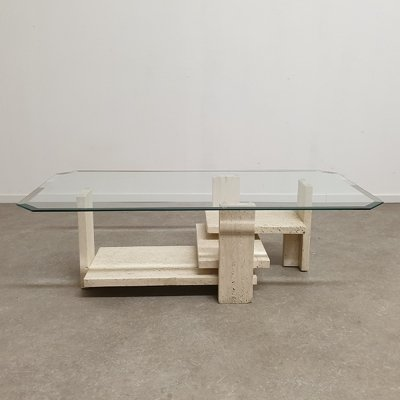 Coffee Table by Willy Ballez, 1970s