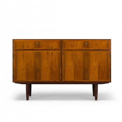Danish rosewood sideboard by Gunni Omann for the Omann Jun Møbelfabrik, 1960s