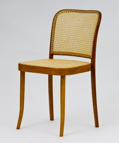 Dining chair by Josef Hoffmann for TON, 1960s
