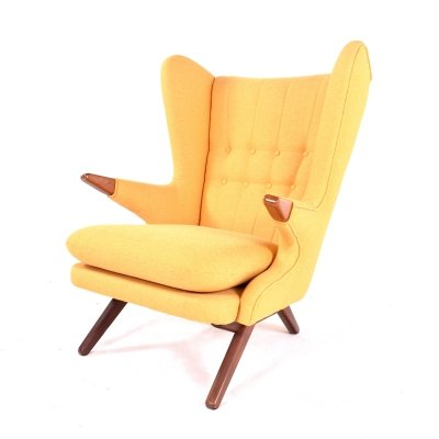 Model 91 Papa Chair by Svend Skipper, 1960s