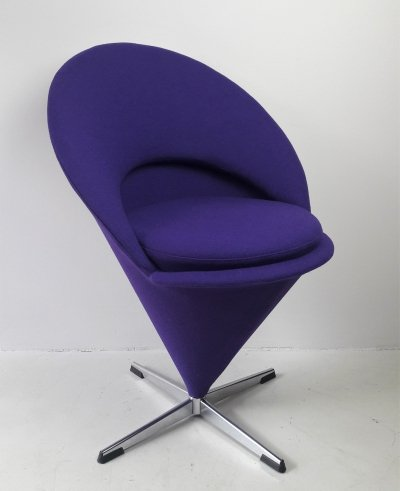 Cone Chair by Verner Panton, 60s / 70s