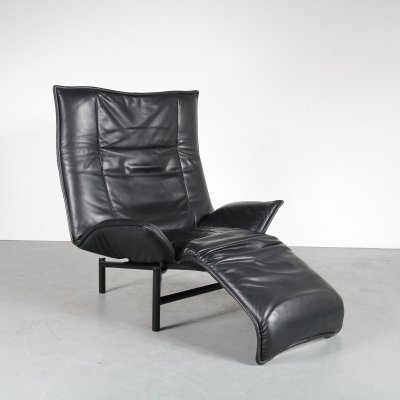 1980s Italian 'Veranda' chair by Vico Magistretti for Cassina