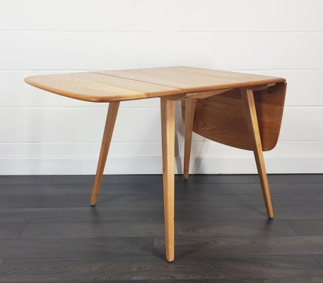 Drop Leaf Dining Table by Lucian Ercolani for Ercol, 1960s