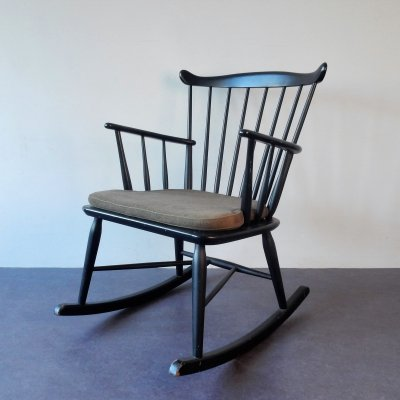 Rocking chair by Farstrup, Denmark 1960's