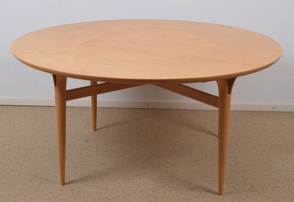 Coffee table by Bruno Mathsson for Karl Mathsson, 1970s