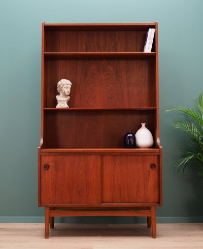 Bookcase by Johannes Sorth, 1960s