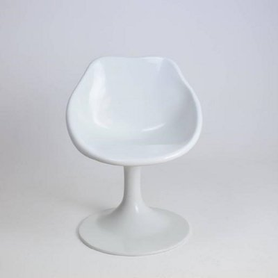 20th Century Fiberglass Space Age Chair, 1970's