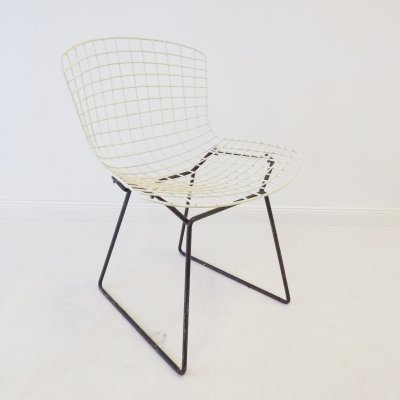 Harry Bertoia wire side chair for Knoll Int