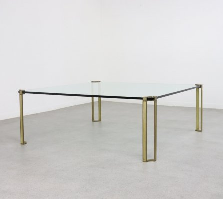 Large 'T24' coffee table by Peter Ghyczy for Ghyczy, NL 1970s