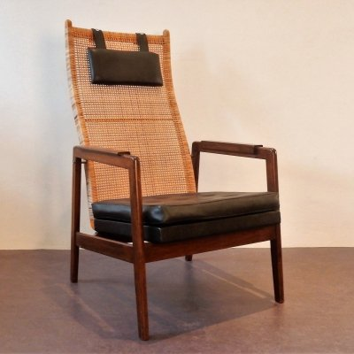 Lounge chair by P.J. Muntendam for Gebr. Jonkers, 1960's
