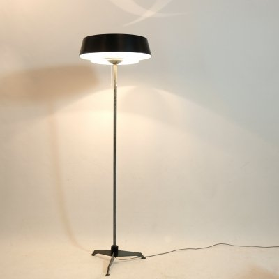 Floor lamp ST7128 by Niek Hemstra, 1950s