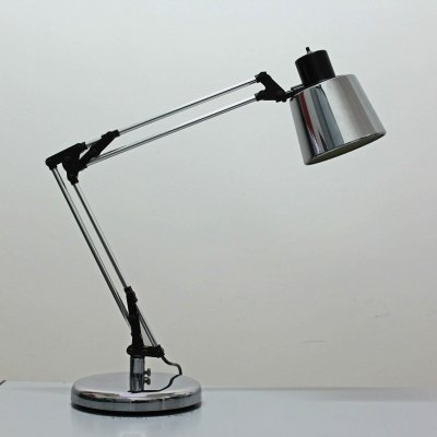 Design vintage table lamp 'Giotto' for Luce e Dimensioni, 1970s