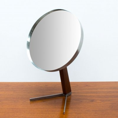 1960s Round Table Mirror by Durlston Designs