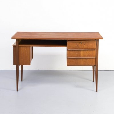 60s Ladies teak writing desk