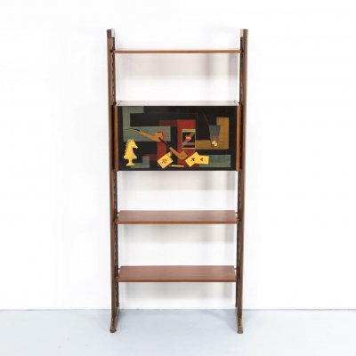 50s cabinet wall unit