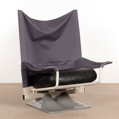 AEO Lounge chair by Paolo Deganello, Italy 1980