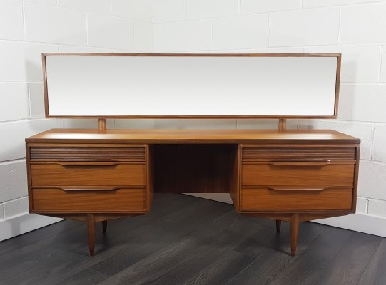 Mid-Century Teak Dressing Table from White & Newton, 1960s