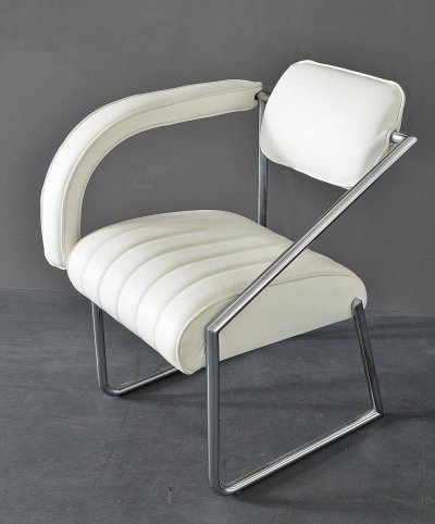 Non Conformist Easy Chair by Eileen Gray for Vereinigte Werkstätte, 1970s