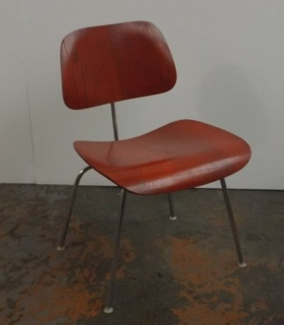 DCM dining chair by Charles & Ray Eames for Herman Miller, 1960s