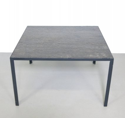 Slate coffee table by Floris H. Fiedeldij for Artimeta, 1960s