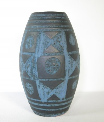 Ceramic vase by Hans Welling, 1970s
