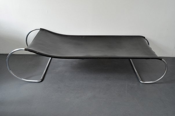 LS 22 Couch Chaise by Anton Lorenz for Thonet, 1931