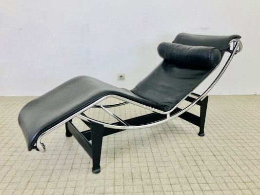 Cassina lc4 chaise longue by Le Corbusier, P. Jeanneret & C. Perriand, 1928