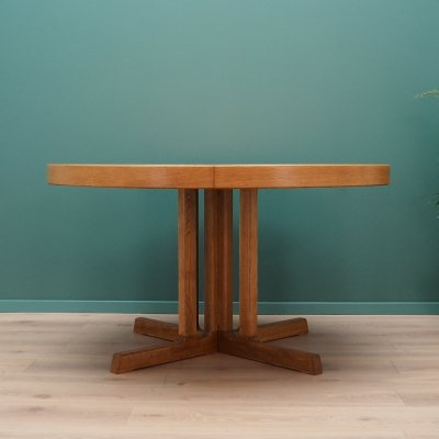 Johannes Andersen dining table, 1970s