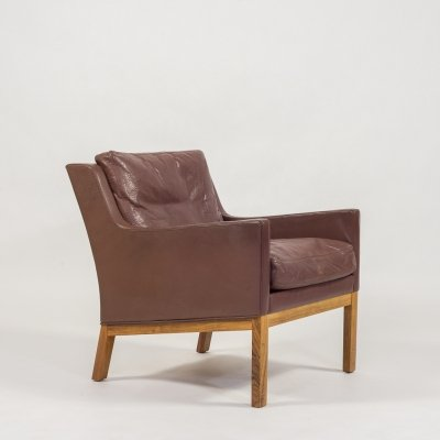 Armchair by Kai Lyngfeldt Larsen for Soren Willadsen, 1960s