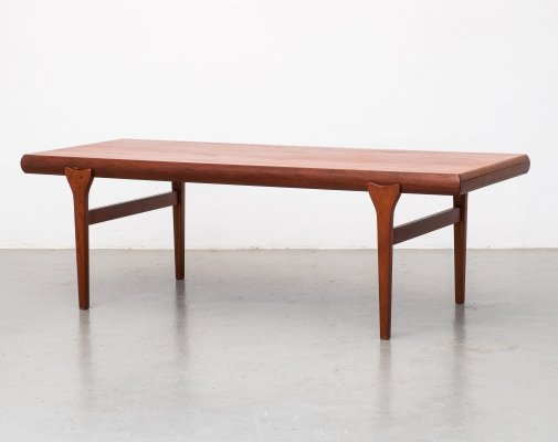 Coffee table by Johannes Andersen for C. F. Christensen Silkeborg, 1960s