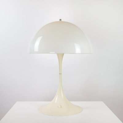 Panthella Table Lamp by Verner Panton for Louis Poulsen, Denmark 1970s