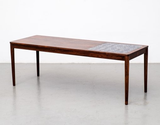Danish Palisander Coffee Table, 1960s