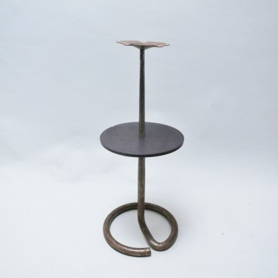 Ashtray stand by Rene Herbst for Stablet, 1930s