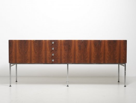 Large 'Série 800' sideboard by Alain Richard, 1958