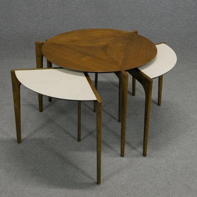 Midcentury Modular Coffee Table by Vladimir Kagan, 1950s