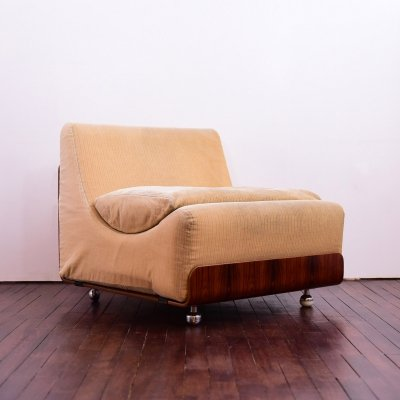 Lounge Chair Orbis designed by Liuigi Colani for Cor, circa 1970