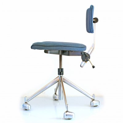 Adjustable vintage office chair by KEVI, 1960s