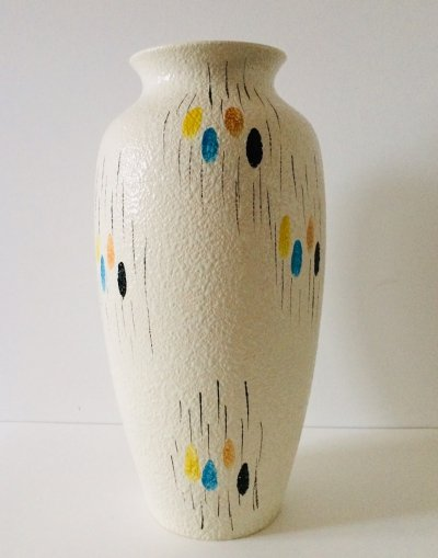Ceramic West Germany Vase, 1960s
