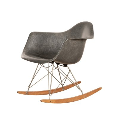 RAR rocking chair by Charles & Ray Eames for Herman Miller, 1950s