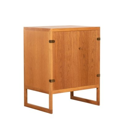 BM58 cabinet by Børge Mogensen for P. Lauritsen & Son, 1950s