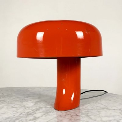 Model 615 Table Lamp by Elio Martinelli for Martinelli Luce, 1970s
