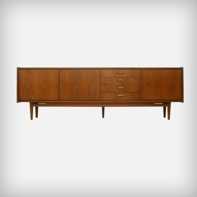 German Teak Sideboard from Musterring, 1950s