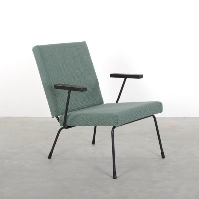 Model 1407 arm chair by André Cordemeyer & Wim Rietveld for Gispen, 1950s