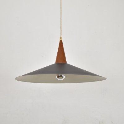 Modernist pendant from Denmark 1960's