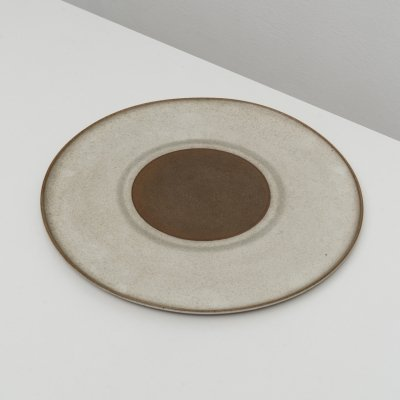 Large plate by Nanni Valentini & Marco Terenzi for Ceramica Arcore, late 1960s