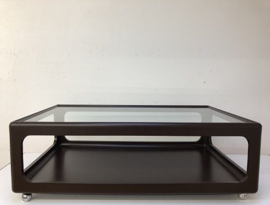 Coffee table by Peter Ghyczy for Bayer, West Germany 1970's