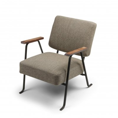 Modernist Dutch Easy Chair 'AP-5' by Hein Salomonson, 1956